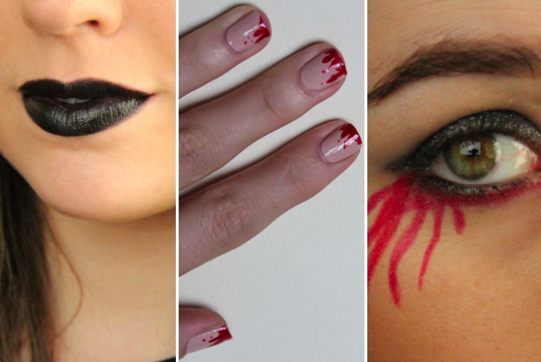 halloween beauty hacks