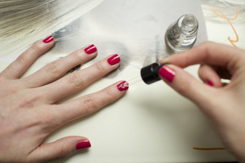 Two Steps to a Quick Drying Mani? I Have the Answer – The Anna Edit