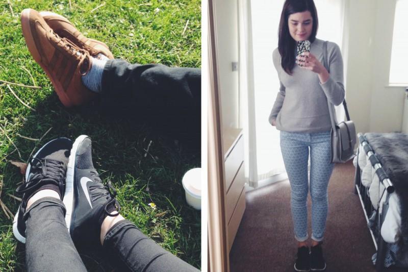 ffa022cae11b9 How To Style Nike Free Runs – The Anna Edit