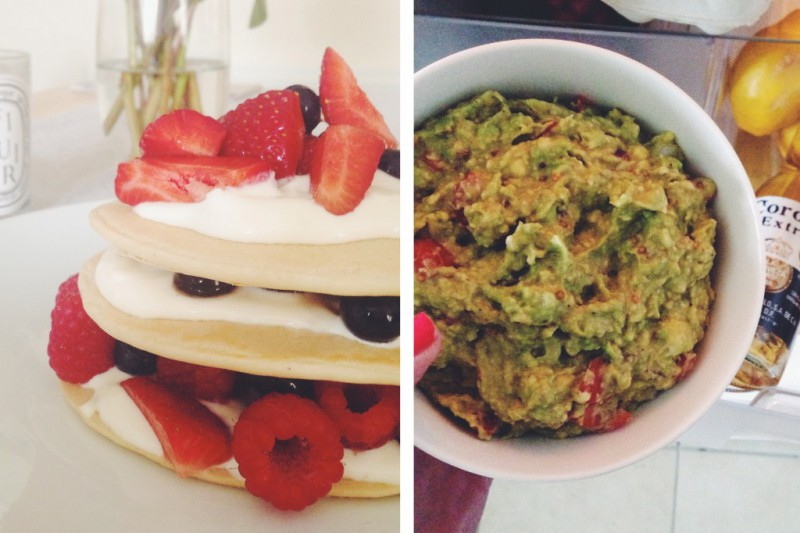 A Day in Food: The Weekend Edition