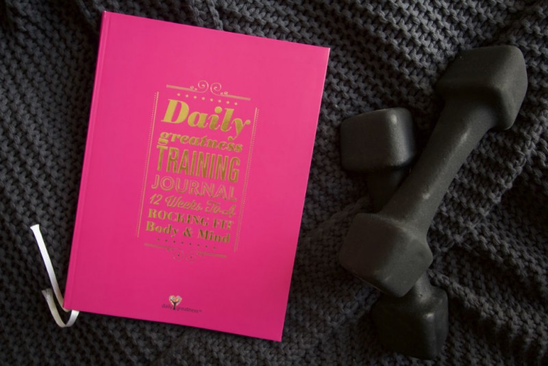 my fitness journal the anna edit