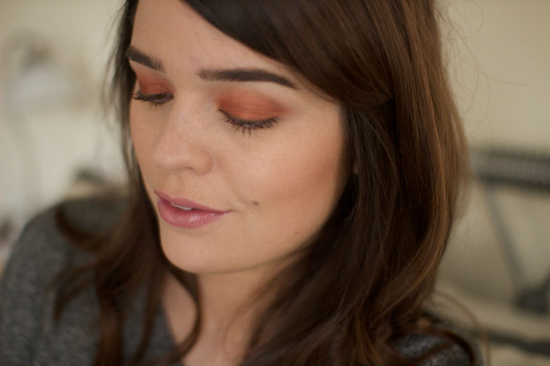 Getting My Makeup Geek On The Anna Edit