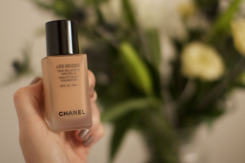 23a029712c CHANEL Les Beiges Healthy Glow Foundation: The Review – The Anna Edit