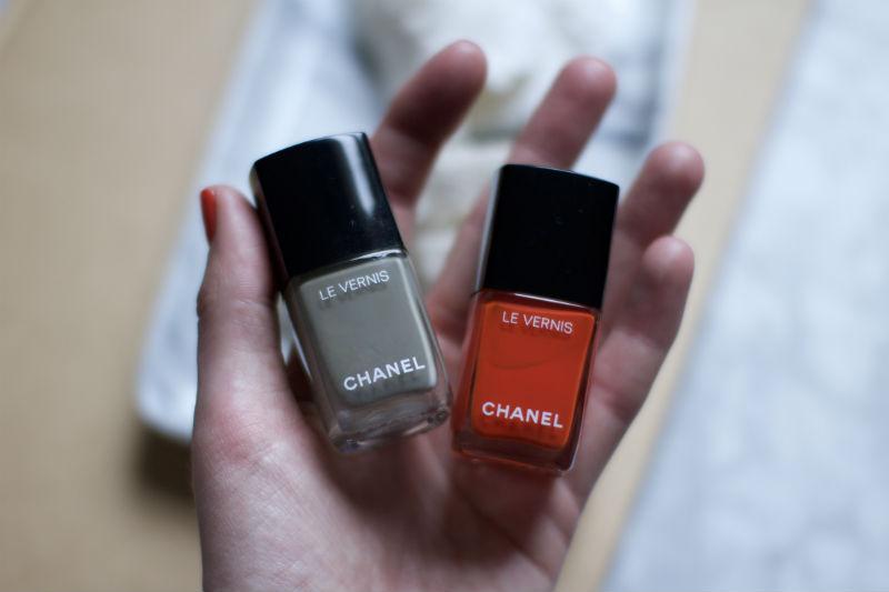 Chanel Garconne Nail Polish