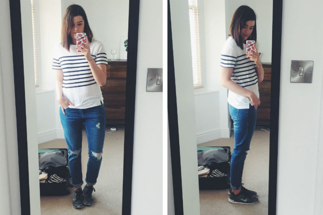 running shoes cheaper cute cheap The Perfect Boyfriend Jeans – They Exist – The Anna Edit