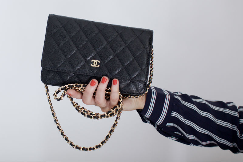 cc3ed9dcc565 I purchased a CHANEL bag. Something that I never thought would happen, but  I've dreamt about since I witnessed Lauren Conrad toting around a classic  flap in ...