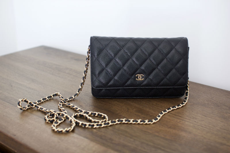 The Chanel Wallet On A Chain My First Impressions Img 2406 2407