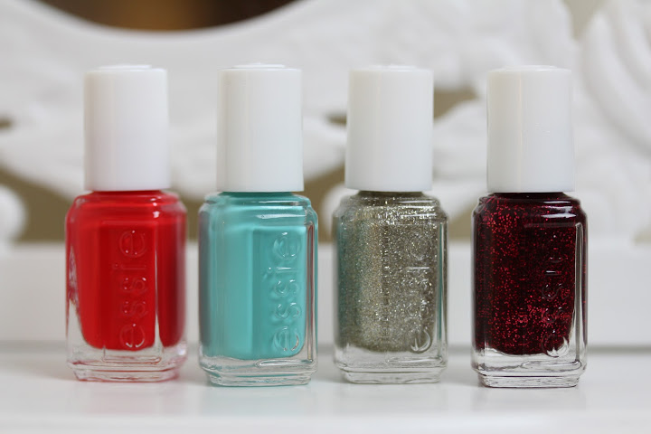 Essie\'s Winter 2012 Minis – The Anna Edit