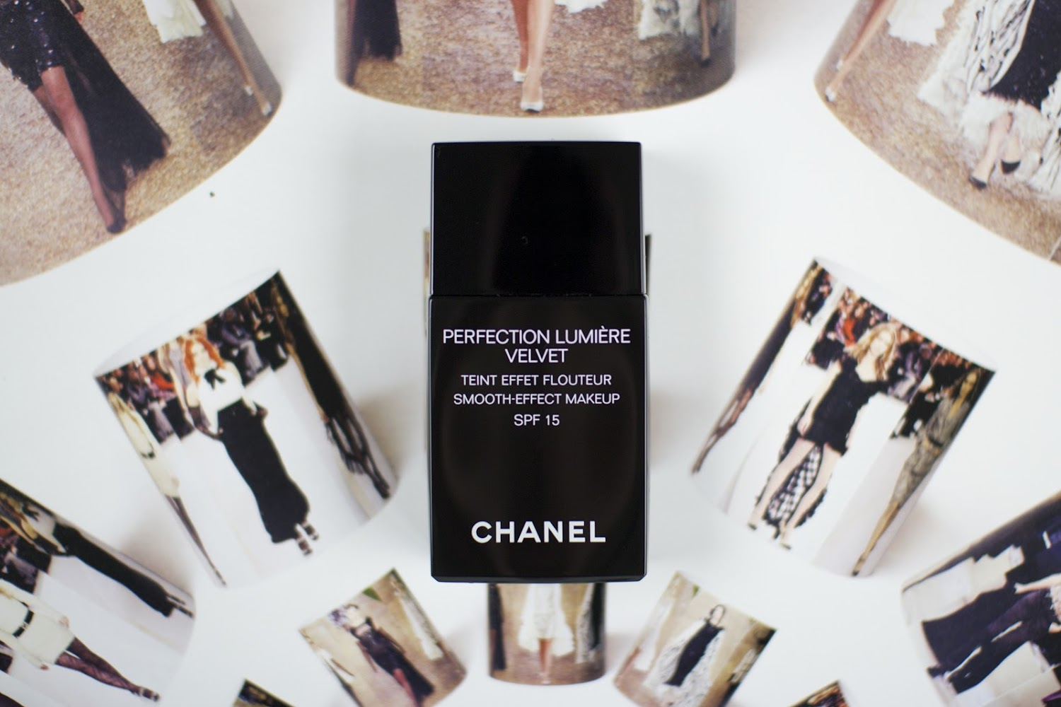 CHANEL Perfection Lumière Velvet Foundation, a.k.a) The New-Gen Matte
