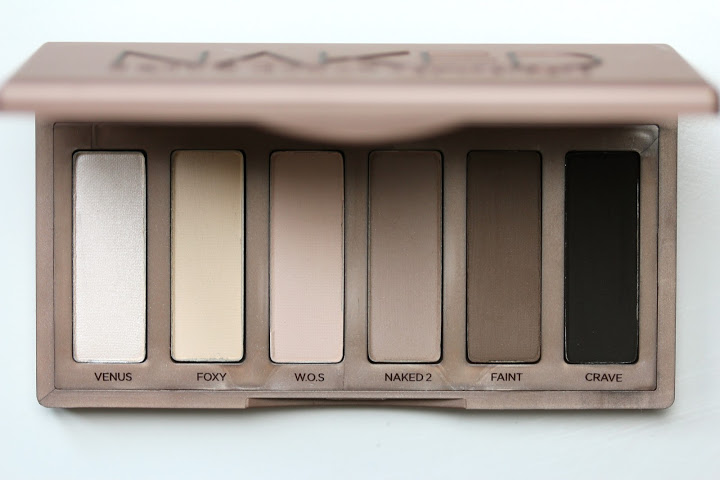 Urban Decay Naked3 Eyeshadow Palette Swatch Comparisons