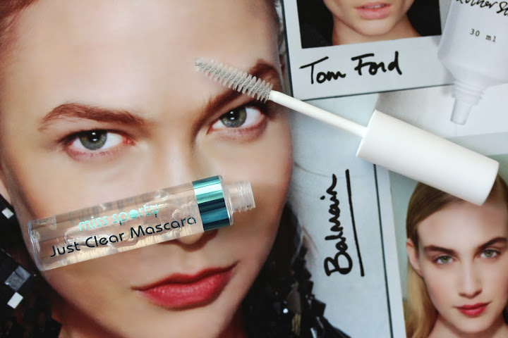 The Many Uses of Clear Mascara – The Anna Edit