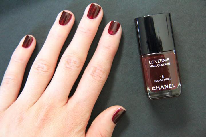 Chanel Rouge Noir The Anna Edit