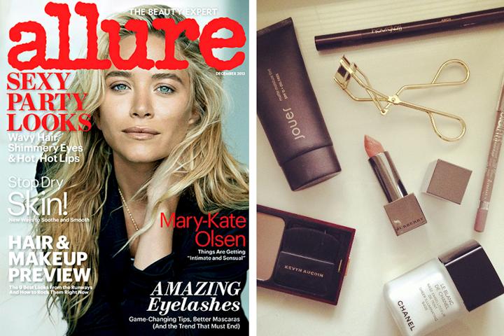 Mary Kate Olsen on Allure