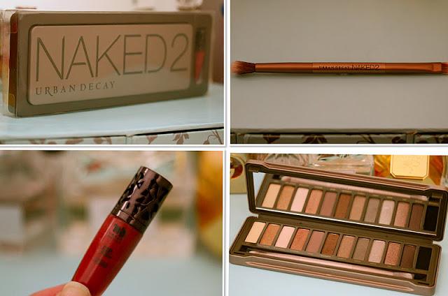 Urban Decay Naked Basics - The Anna Edit