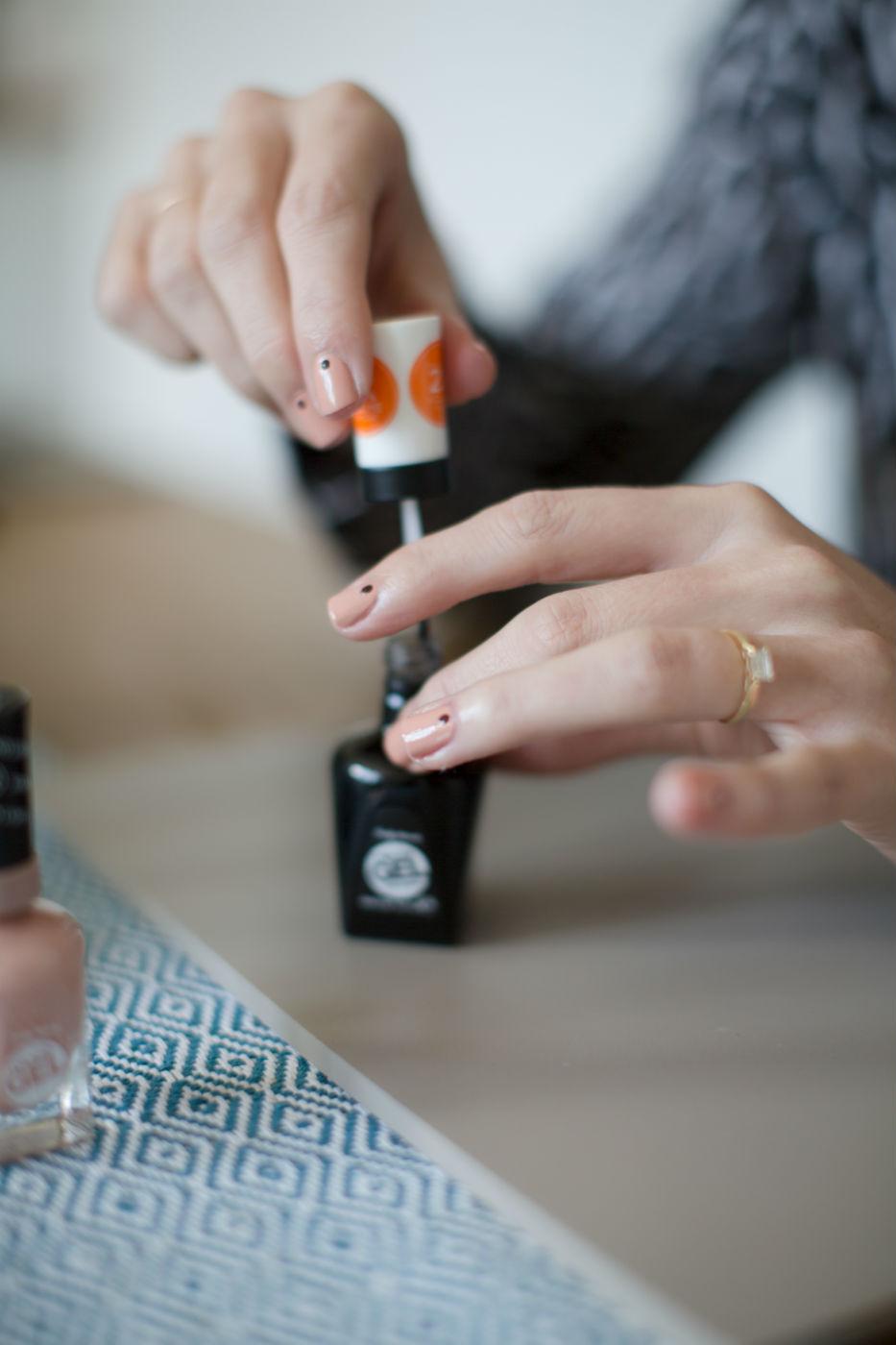 Minimalist Nail Art: The Winter Edition | AD – The Anna Edit