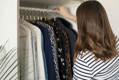 How To Organise Your Wardrobe & Clothing Care Tips
