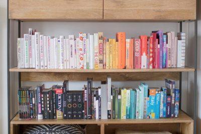 The Bookshelf Tour