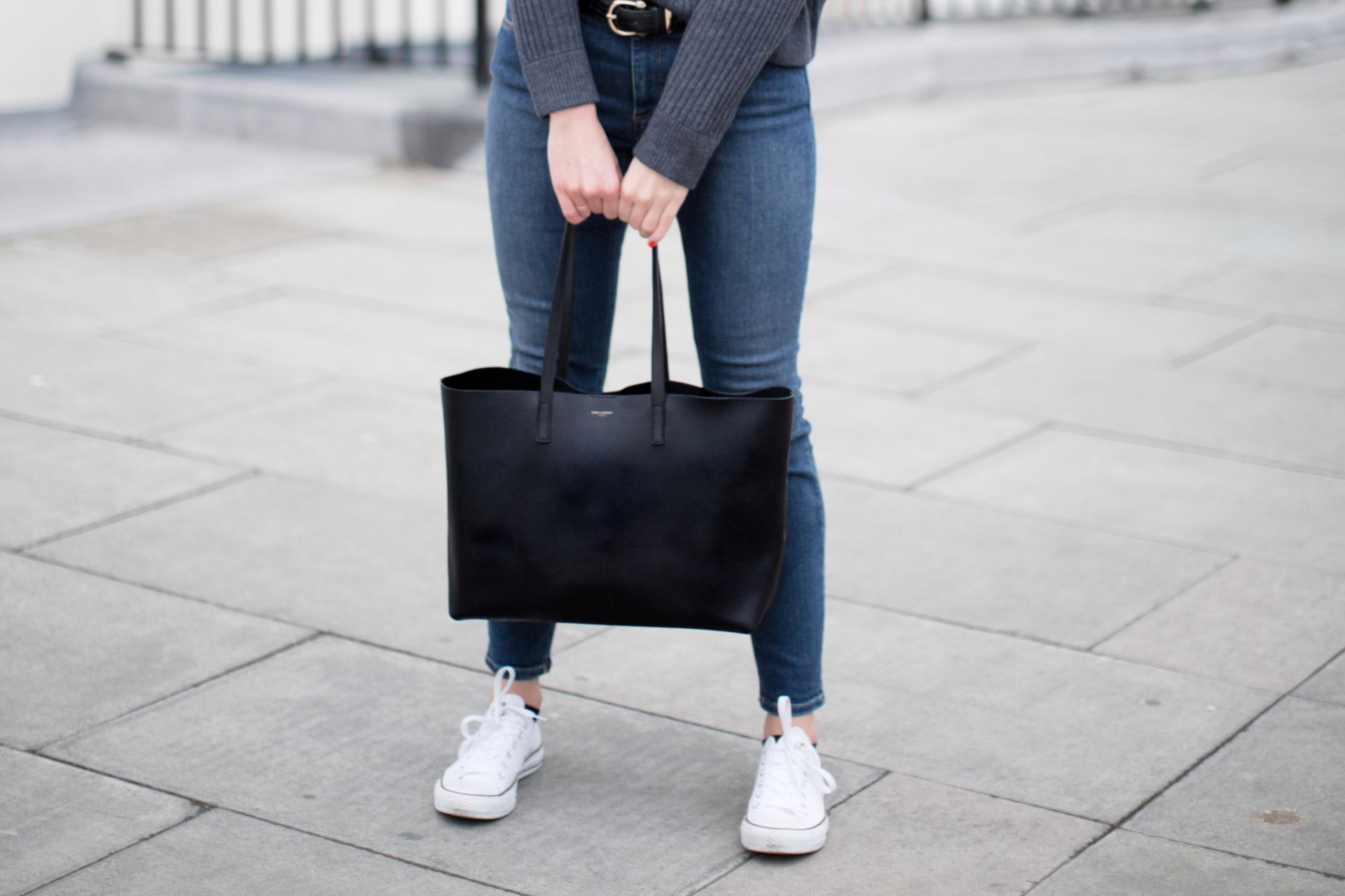 Saint Laurent Tote Bag Review – The Anna Edit