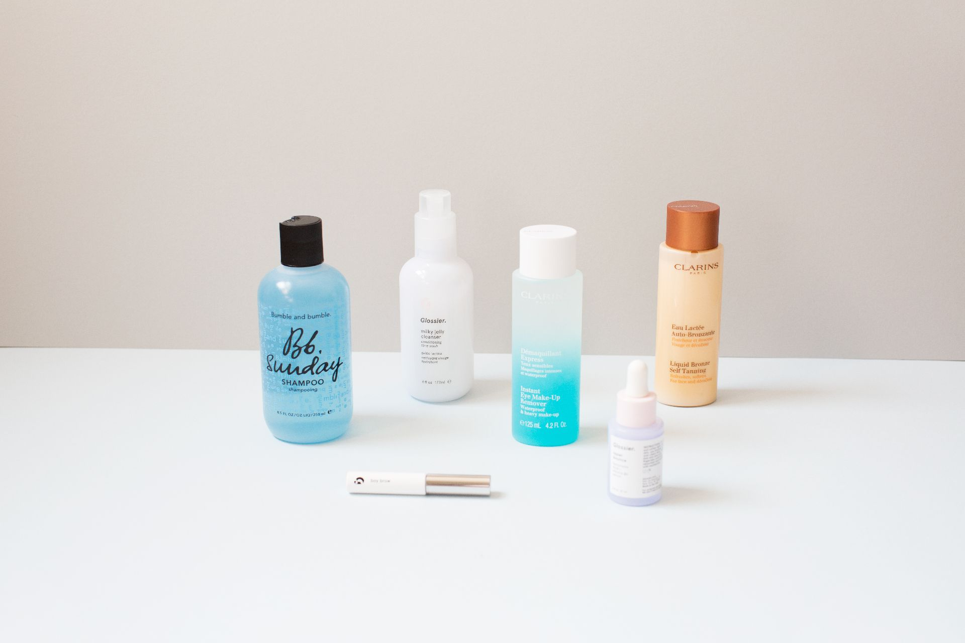 theannaedit-beauty-repurchases-glossier-clarins-bumbleandbumble-june-2017-1