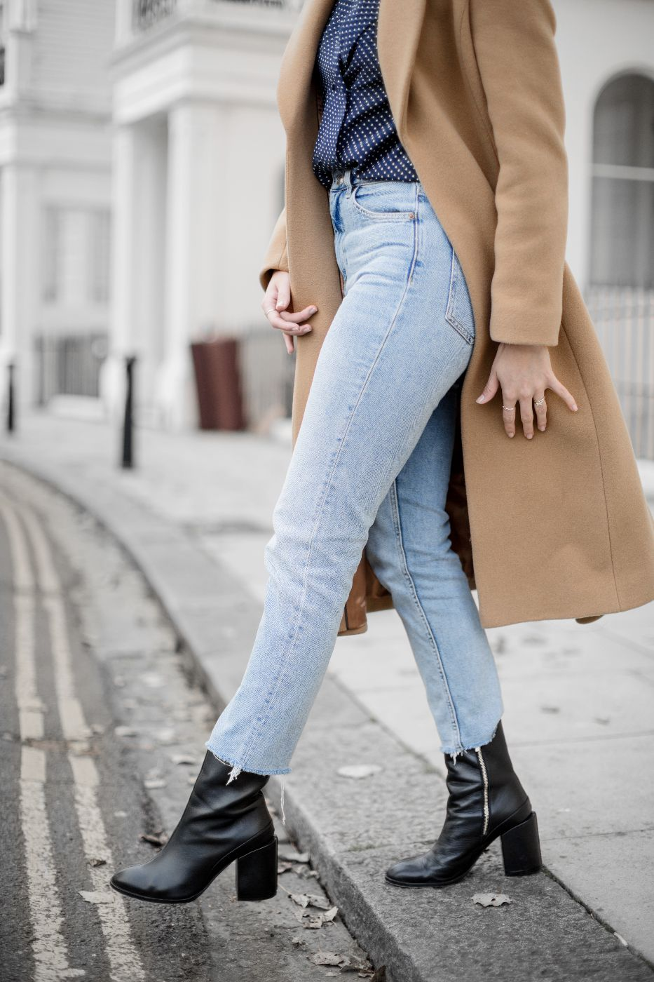 An Ode To Straight Leg Jeans & How To Find Your Perfect ...
