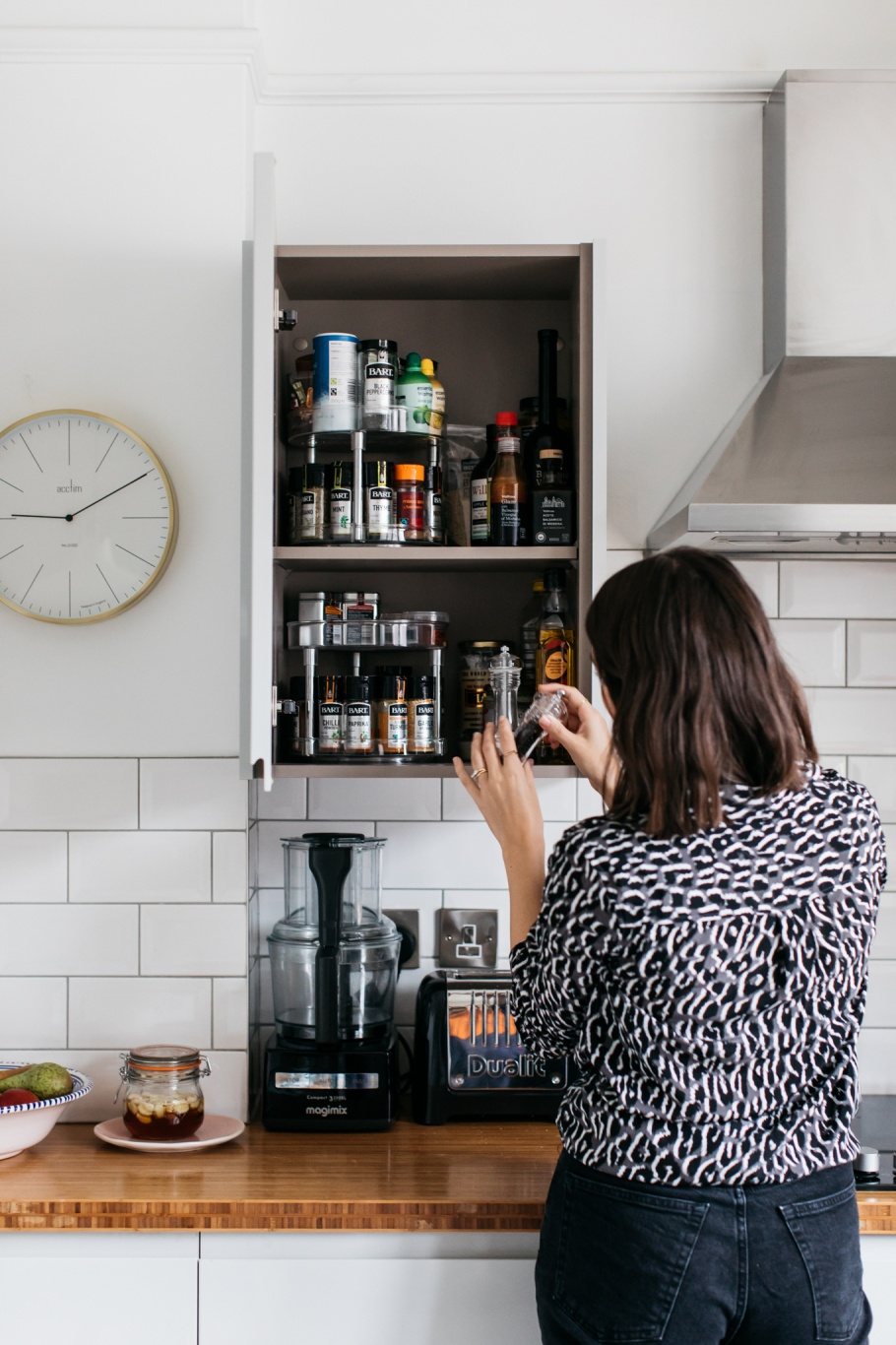 The Kitchen Hacks That Have Saved Me Time Space The Anna