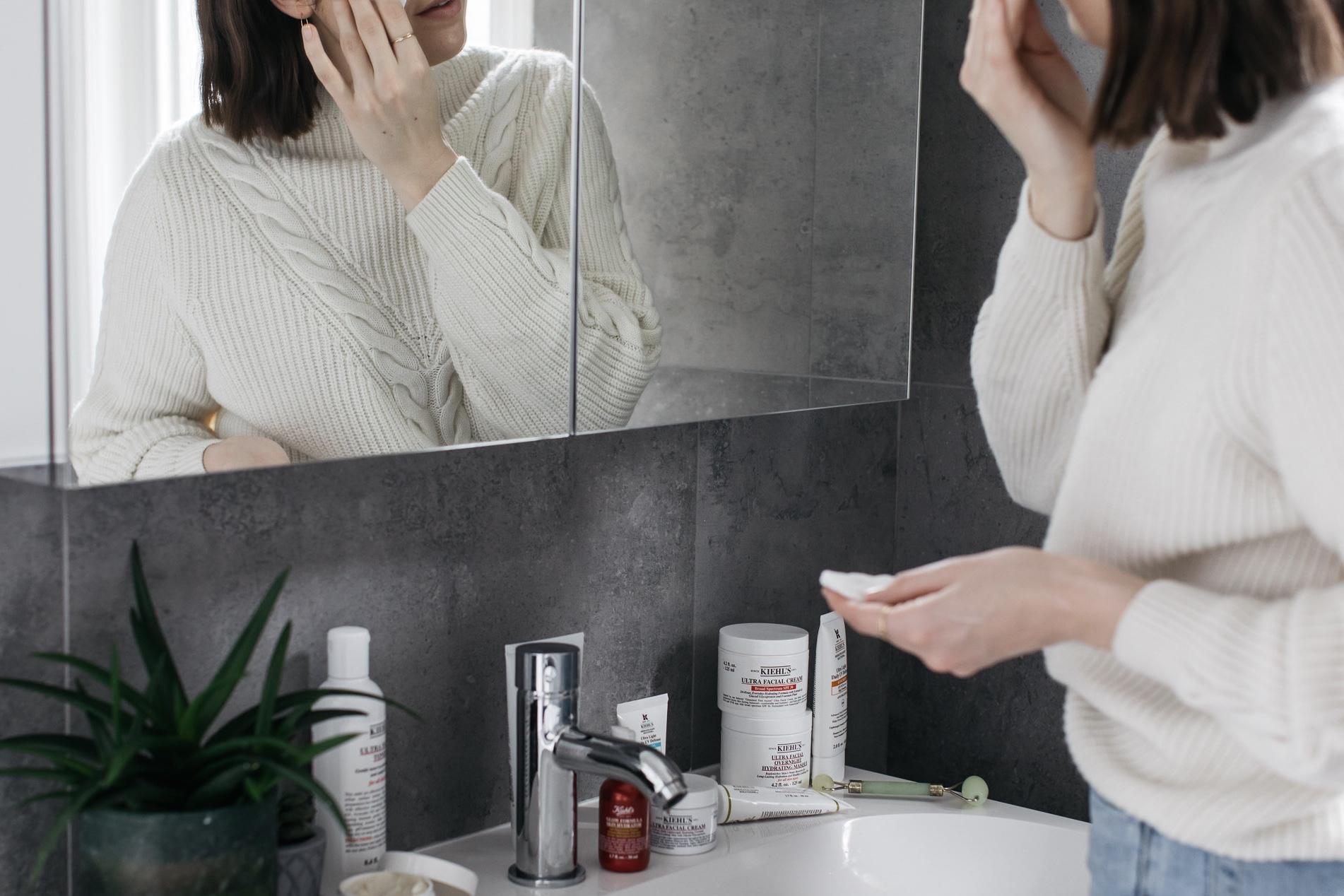 kiehls ultra facial cream vs moisturizer