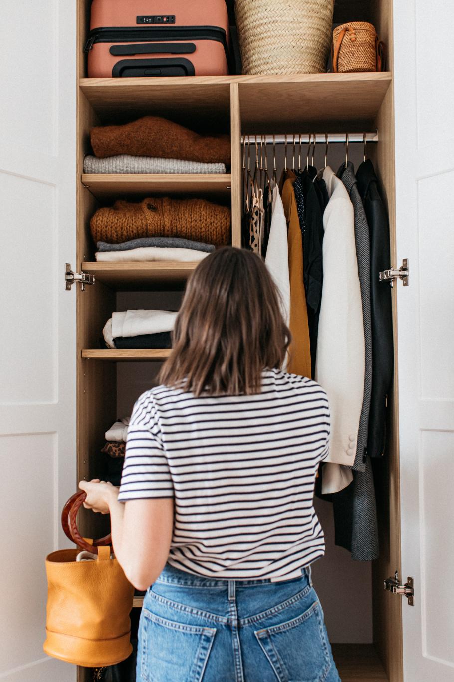Why I'm Stripping My Capsule Wardrobe Back To Basics – The